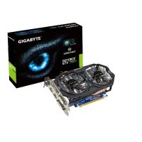 Gigabyte GeForce GTX 750Ti OC WindForce 2GB GDDR5 PCIe 2x DVI/2x HDMI