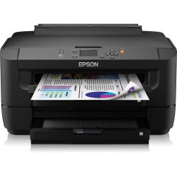 EPSON WorkForce WF-7110DTW Tintenstrahldrucker DIN A3 WLAN LAN Bild0