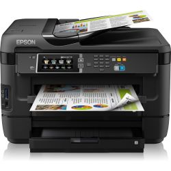 EPSON WorkForce WF-7620DTWF Multifunktionsdrucker Scanner Kopierer Fax WLAN A3 Bild0