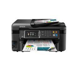 EPSON WorkForce WF-3620DWF Multifunktionsdrucker Scanner Kopierer Fax WLAN Bild0