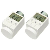 Sparpaket: 2x HomeMatic 105155 HM-CC-RT-DN Funk-Heizkörperthermostat