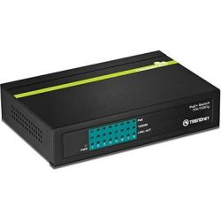 TRENDnet 8-Port Gigabit PoE GREENnet Switch Bild0
