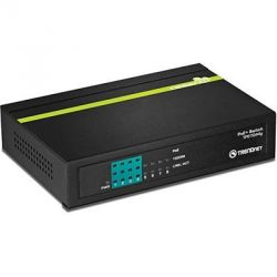 TRENDnet 8-Port Gigabit PoE (4 Ports) GREENnet Switch  Bild0