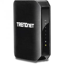 TRENDnet 300Mbps N300 High Power Wireless N Gigabit Router  Bild0