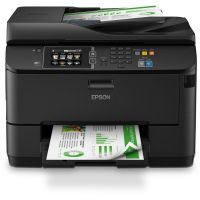 EPSON WorkForce WF-4630DWF Multifunktionsdrucker Scanner Kopierer Fax WLAN