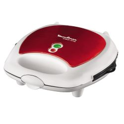 Moulinex SW6125 3-in-1 Snack-Kombigerät Red Ruby Bild0