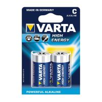 VARTA High Energy Batterie Baby C LR14 2er Blister