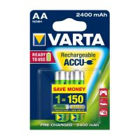 VARTA Ready2Use Akku Mignon AA HR6 2er Blister (2400 mAh)