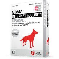 G DATA Internet Security 3 PC Upgrade
