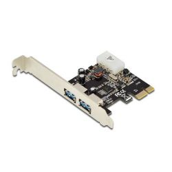 DIGITUS 2-Port USB 3.0 PCI Express Karte Bild0