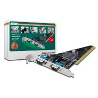 DIGITUS PCI Card 2-Port serielle Schnittstellen