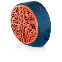 Logitech X100 Mobile Speaker Bluetooth orange/ violett