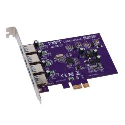 Sonnet Allegro 4-Port USB 3.0 PCI-Express Adapter MAC/PC Bild0