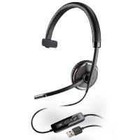 Plantronics Headset Blackwire USB C510-M monaural
