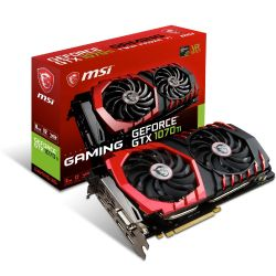 MSI GeForce GTX 1070Ti Gaming 8G 8GB GDDR5 Grafikkarte  Bild0