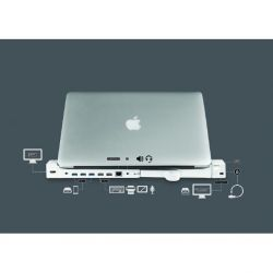 "LandingZone DOCK PRO Dockingstation MacBook Pro Retina 15"" Mid 2012 / Late 2013 Bild0"