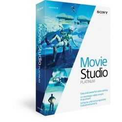 SONY VEGAS Movie Studio Platinum 13 Bild0