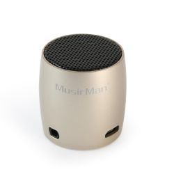 Technaxx MusicMan NANO Bluetooth Soundstation BT-X7 champagner Bild0