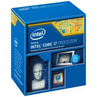Intel Core i7-4790K 4x4.0GHz 8MB-L3 Turbo/HT Sockel 1150 (Haswell) BOX