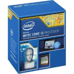 Intel Core i3-4350 2x3.6GHz 4MB-L3 IntelHD Sock1150 (Haswell) BOX Bild0