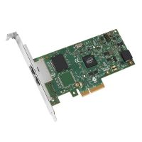 Intel I350-T2 Netzwerkadapter 2x Gigabit LAN PCIe Low Profile bulk