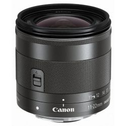 Canon EF-M 11-22mm 1:4.0-5.6 IS STM Weitwinkel Objektiv *Winter Aktion* Bild0