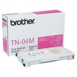 Brother TN04M Toner magenta Bild0