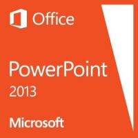 Microsoft Powerpoint 2013 Win Open-NL 1 PC SA