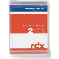 Tandberg RDX 2.0 TB Cartridge Bild0