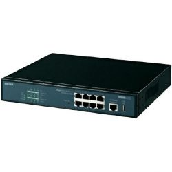 Buffalo BS-G2108M-EU 8x Gigabit Switch managed Layer 2  Bild0