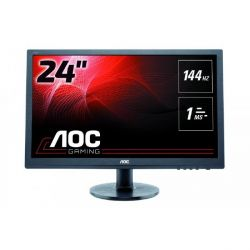 "AOC g2460Fq 61cm (24"") Full HD Gaming Monitor VGA/DVI/HDMI/DP 1ms 144hz Bild0"