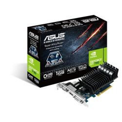 Asus GeForce GT 730-SL-1GD3-BRK 1GB GDDR3 PCIe DVI/HDMI/VGA Low Profile passiv Bild0