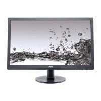 "AOC e2460Sd 59,9 cm (24"") 16:9 Full HD Monitor VGA/DVI 5 ms"