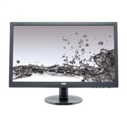 "AOC e2460Sd 59,9 cm (24"") 16:9 Full HD Monitor VGA/DVI 5 ms Bild0"