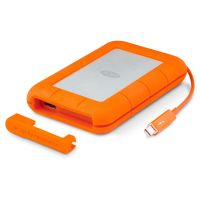 LaCie Rugged Thunderbolt / USB 3.0 500GB SSD 2.5 Zoll