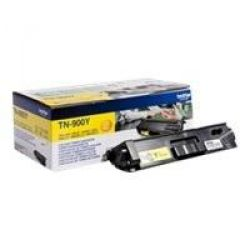 Brother TN-900Y Toner Gelb Doppelpack  Super-Jumbo 12.000S. Bild0
