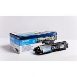 Brother TN-900C Toner Doppelpack cyan Super-Jumbo 12.000S. Bild0