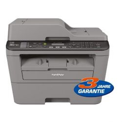 Brother MFC-L2700DW S/W-Laser-Multifunktionsdrucker Scanner Kopierer Fax WLAN Bild0