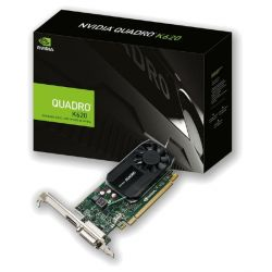 PNY Quadro K620 2GB GDDR3 PCIe DP/DVI - Retail Low Profile Bild0