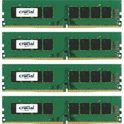 32GB (4x8GB) Crucial DDR4-2133 CL15 (15-15-15) RAM - Kit Bild0