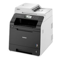 Brother DCP-L8400CDN Farblaser-Multifunktionsdrucker Scanner Kopierer LAN