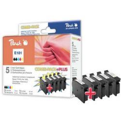 Peach PI200-236 Tinten-Multipack kompatibel Epson T1816 XP-305 No.18XL Bild0