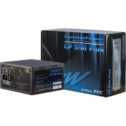 Inter-Tech Combat Power CP 550W Plus ATX 2.2 aktiver PFC (120mm Lüfter) Bild0