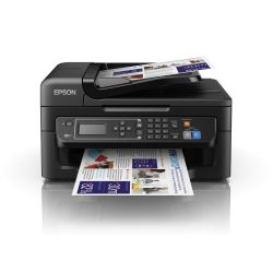 EPSON WorkForce WF-2630WF Multifunktionsdrucker Scanner Kopierer Fax WLAN Bild0
