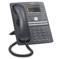 Snom 760 Voice-over-IP Internet Telefon anthrazit Bild0