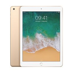 Apple iPad Wi-Fi 128 GB Gold (MPGW2FD/A) Bild0