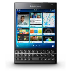 BlackBerry Passport black Smartphone Bild0