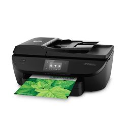 HP Officejet 5740 Multifunktionsdrucker Scanner Kopierer Fax + 20 EUR Cashback* Bild0