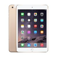 Apple iPad mini 3 Wi-Fi + Cellular 64 GB gold (MGYN2FD/A)