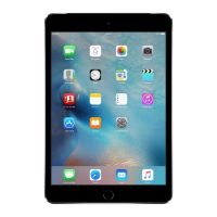 Apple iPad mini 3 Wi-Fi + Cellular 128 GB spacegrau (MGJ22FD/A)